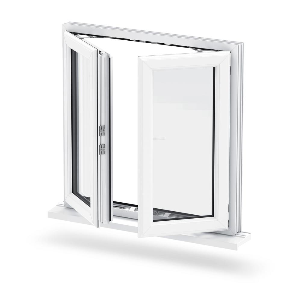 French casement windows uckfield hailsham crawley sussex for Double casement windows