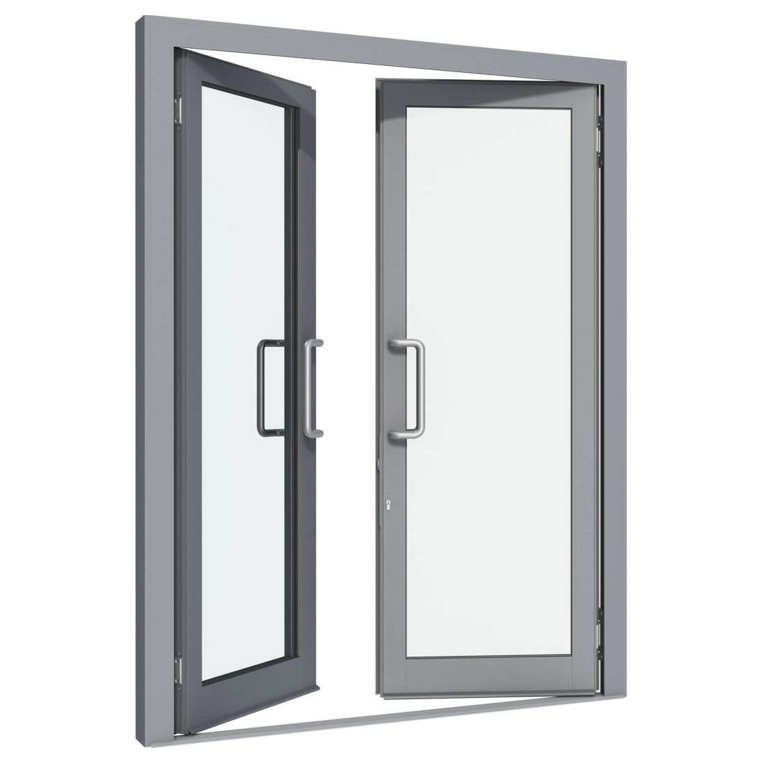 Doors aluminium aluminium sliding patio door aluminium for Aluminium french doors
