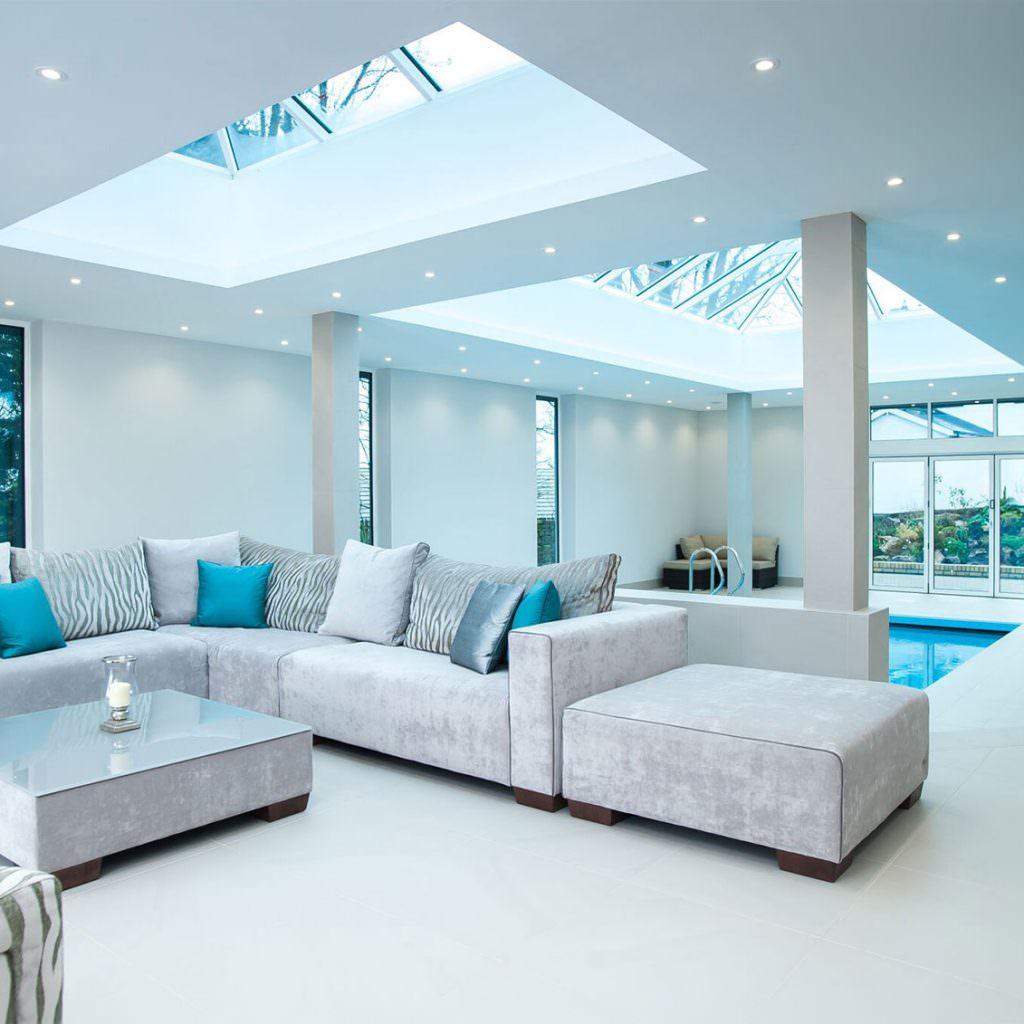 atlas aluminium lantern roof